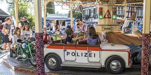 Landvogteimarkt Grüningen (Aktion Marco Gottardi)