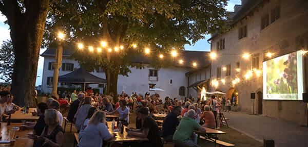 Openair Kino Ritterhaus